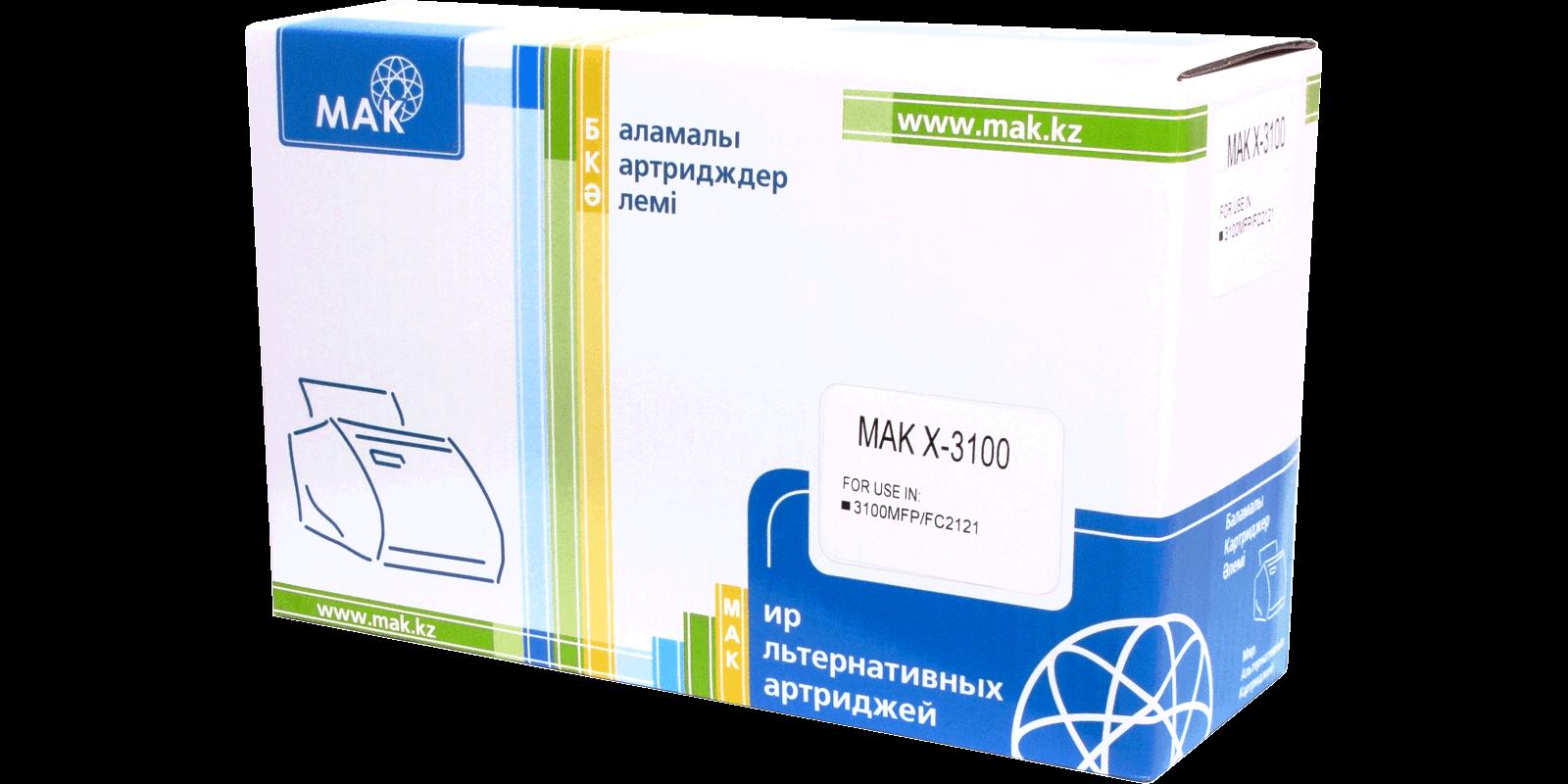 MAK XR3100 (106R01378), черный, для Xerox, до 4000 стр., (чип в комплекте)