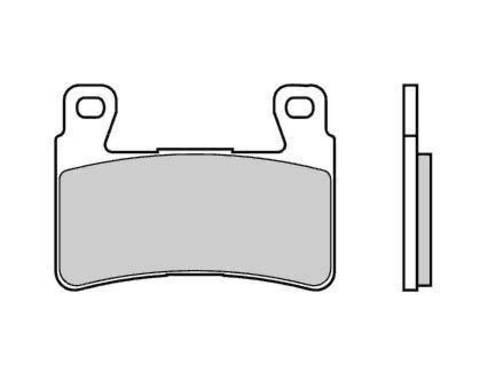Тормозные колодки Brembo 07HO4507 для Honda CBR 600 RR, CB 1300