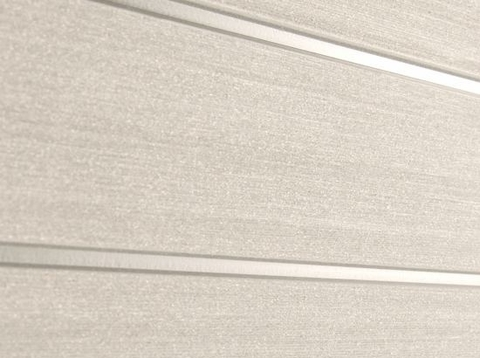 Профиль ДПК для заборов - SW Agger. Цвет бежевый.