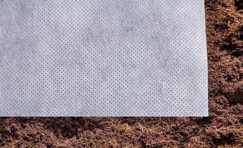 Укрывной материал Агротекс 17 г/м Ш 1,6м Д 10м (белый)