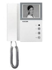 Видеодомофон Kocom KVM-301 VIZIT