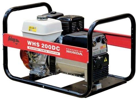 Кожух для бензиновой электростанции Fubag WHS 200 DC