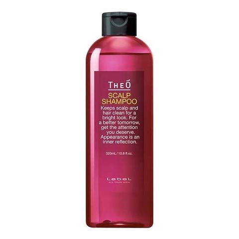 Шампунь Lebel Theo Scalp shampoo
