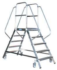 Лестница - платформа 6 ступ