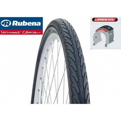 Картинка покрышка Rubena V66 FLASH 700 x 35C (37-622) CL черная  - 2