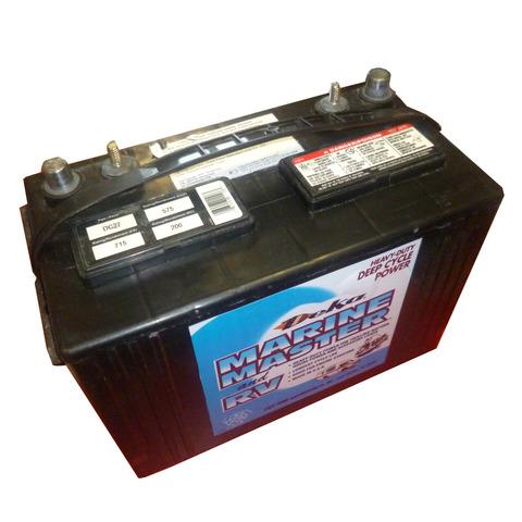 Аккумулятор DEKA ММ DC27, 105 АЧ