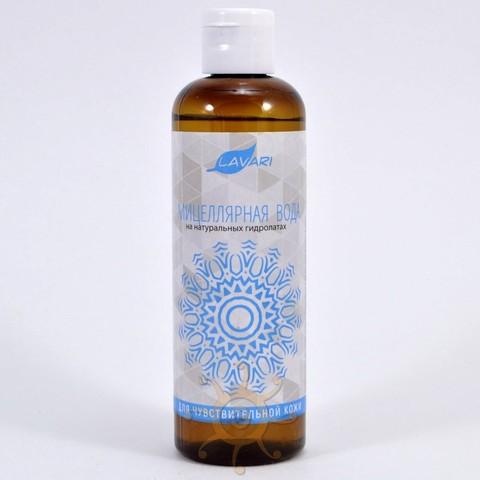 Мицеллярная вода для Чувствительной кожи Lavari, 150мл