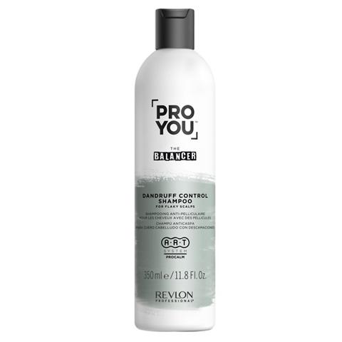 REVLON ProYou Balancer: Шампунь против перхоти (Dandruff Control Shampoo For flaky scalps), 350мл