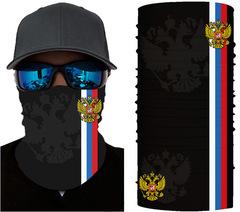 Бандана-труба с флагом Skully Tube Russia - 2
