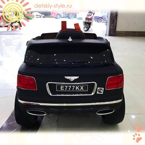 Bentley E777KX