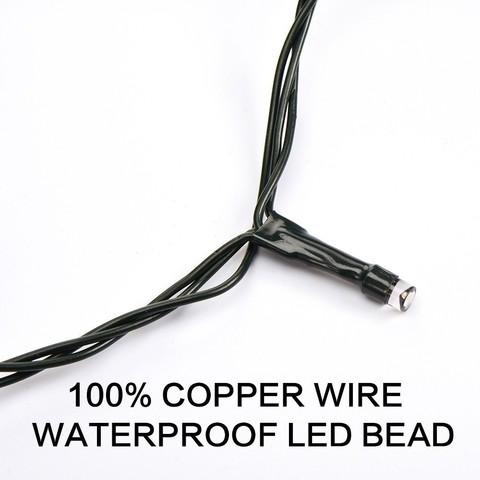 Светодиод от гирлянды нить 5 метров LED