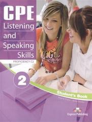 CPE Listening and Speaking Skills 2 (C2) with DigiBook App — пособие для учащегося с электронным приложением