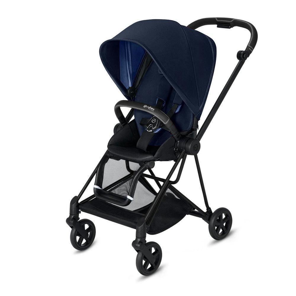 Cybex Mios прогулочная Прогулочная коляска  Cybex Mios Indigo Blue matt black cybex-mios-indigo-blue-matt-black-bl-seat.jpg