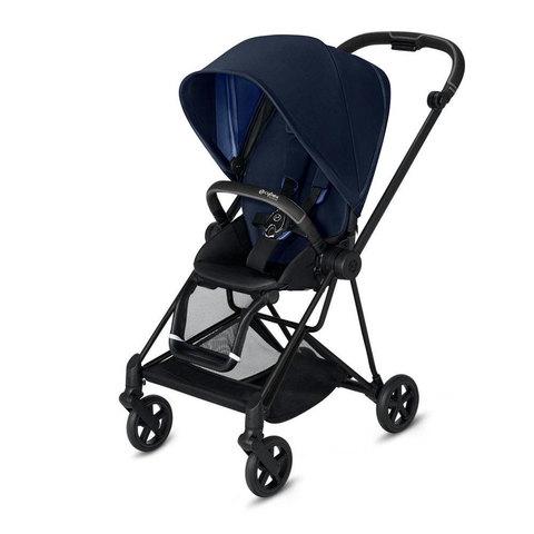Прогулочная коляска  Cybex Mios Indigo Blue matt black