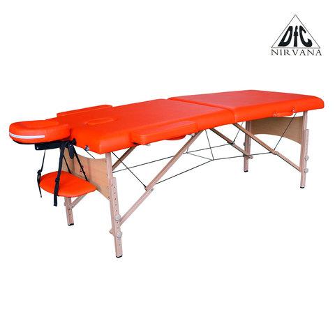 Массажный стол DFC NIRVANA Relax Orange (TS20111_Or)