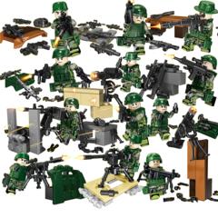 Минифигурки Военных Армия США серия 412