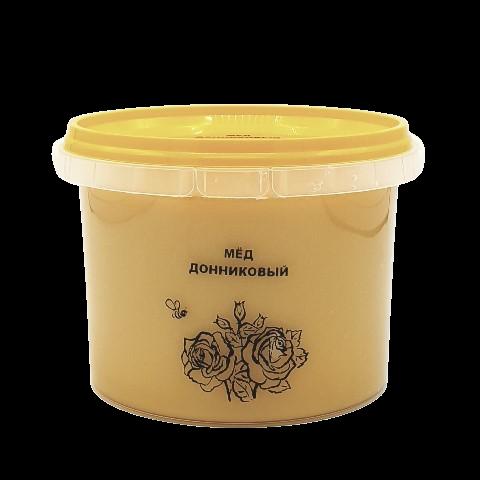 Мёд натуральный ДОННИКОВЫЙ, 1 кг
