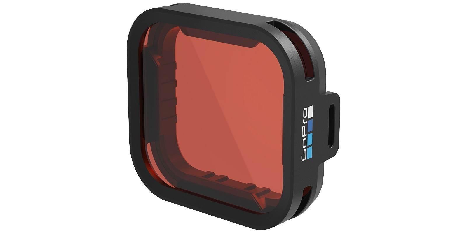Фильтр для подводной съемки c эффектом голубой воды GoPro Shallow Tropical/Blue Water Filter (для HERO5 Black)