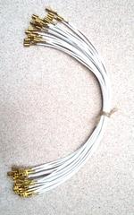 Провод для электроплиты, обжатый, фастон-фастон 40 см