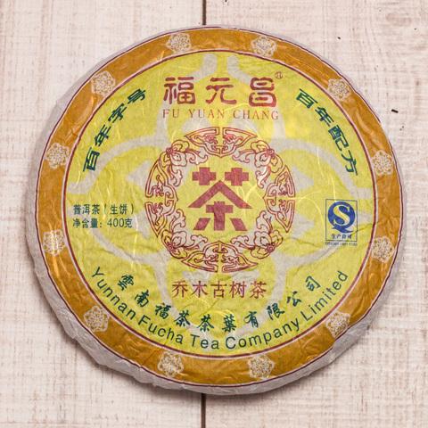 Фу Юань Чан Шен Бин Да Е, 2009, 400 г