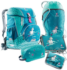 Deuter Onetwo Set (5 Предметов) лошадь- рюкзак школьный