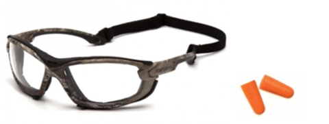Защитные очки Pyramex Toccoa PREMIUM Class (CHRT1010DTMP)