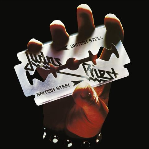 Виниловая пластинка. Judas Priest - BRITISH STEEL