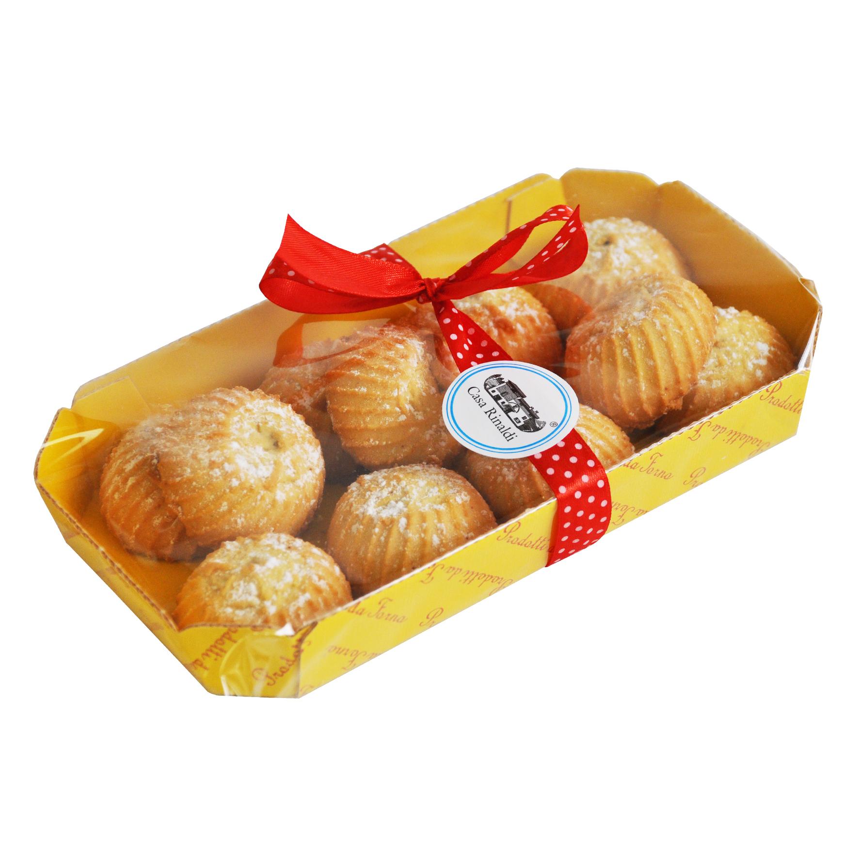 Печенье Гочче с джемом из лесных ягод 200 г