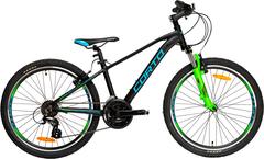Велосипед Corto BAT 2020 черный