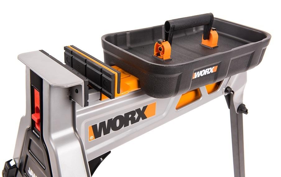 Портативный универсальный верстак WORX WX060.1, 880mm