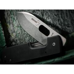 Нож Boker 01bo068 Lancer Black