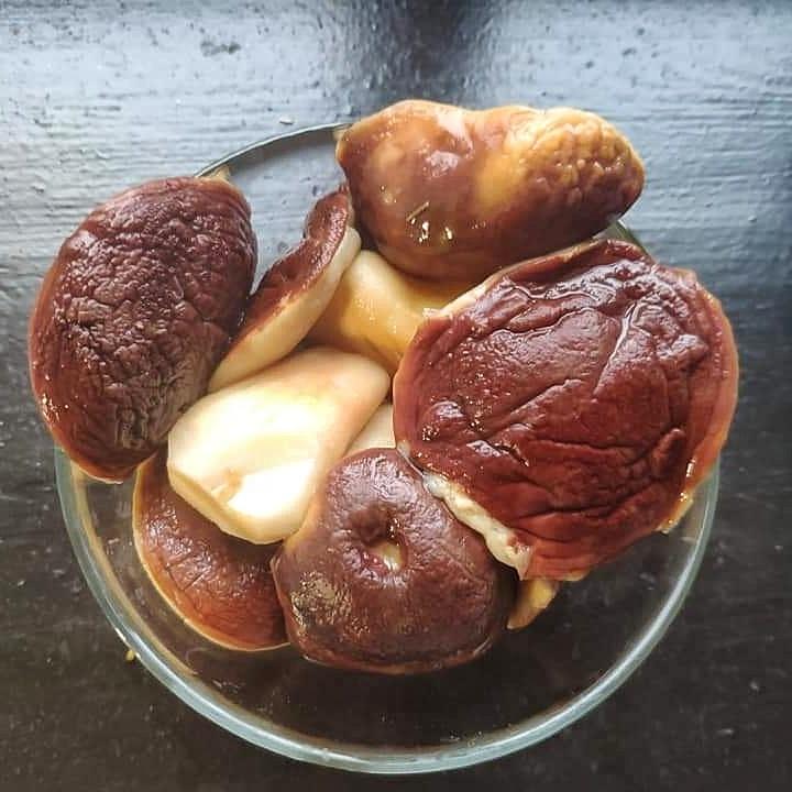 Фотография Белые грибы соленые