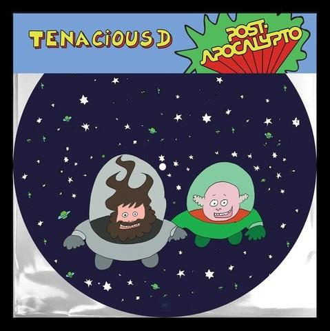Виниловая пластинка. Tenacious D - Post-Apocalypto (Limited Picture Vinyl)