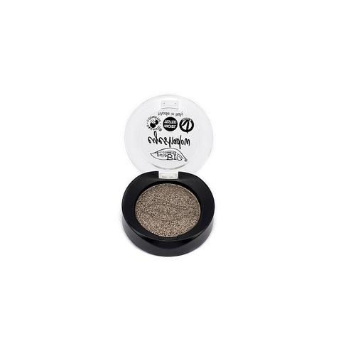 Тени для глаз PuroBio тон 19 глубокий серый 2,8 гр