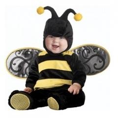 InCharacter Costumes Baby - Bee