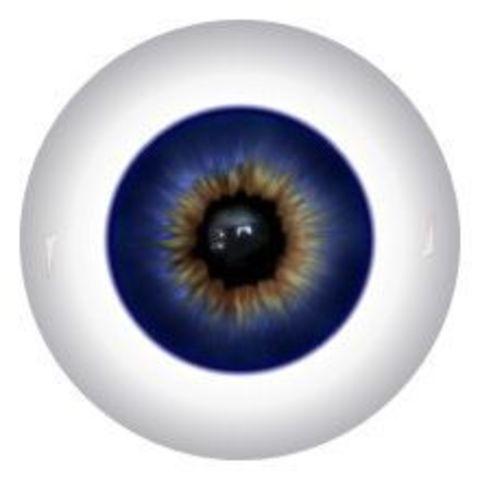 Глаза для кукол, 10 мм