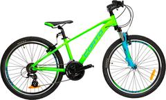 Велосипед Corto BAT 2020 зеленый