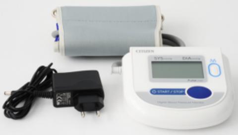 Тонометр автоматический с адаптером CITIZEN CH-453AC