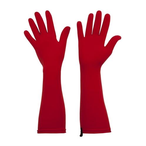 Перчатки садовые FOXGLOVES Elle Tulip красный