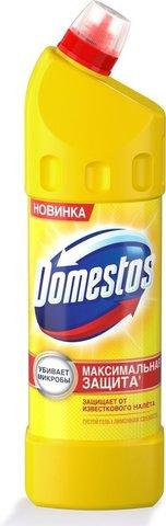 Domestos təmizlik vasitəsi (limonlu) 500 ml