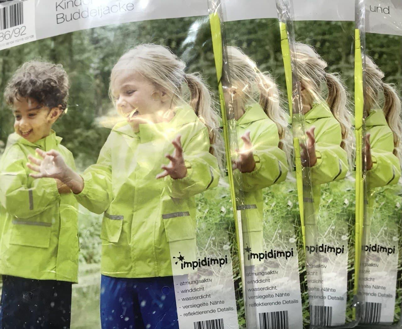 Сток детские дождевики CRANE