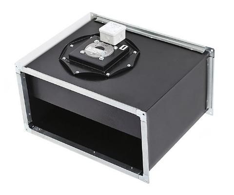 Вентилятор ВК-Н4 600х350 Е (ebmpapst) канальный, прямоугольный