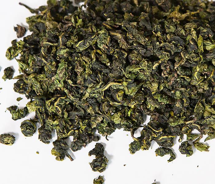 TEA-CH113 Китайский светлый улун «Те Гуань Инь» Сяо Цин (сорт «А», 50 гр)