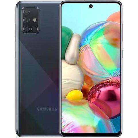 Смартфон Samsung Galaxy A71 6/128GB (черный)