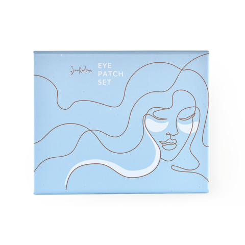 SmoRodina Набор патчей Deep Hydration (глубокое увлажнение)
