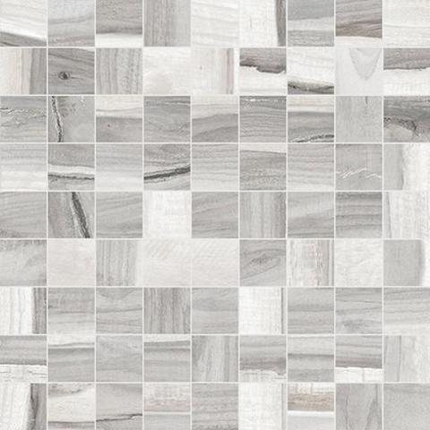 Grace Мозаика серый 30x30