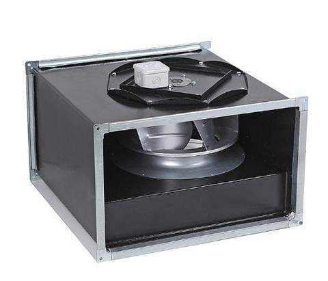 Вентилятор ВК-Н4 700х400 Е (ebmpapst) канальный, прямоугольный