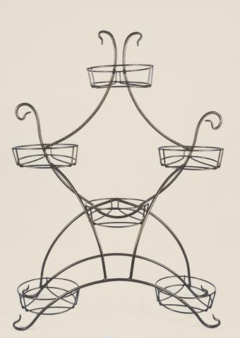 Подставка Настольная на 6 горшков Стрекоза