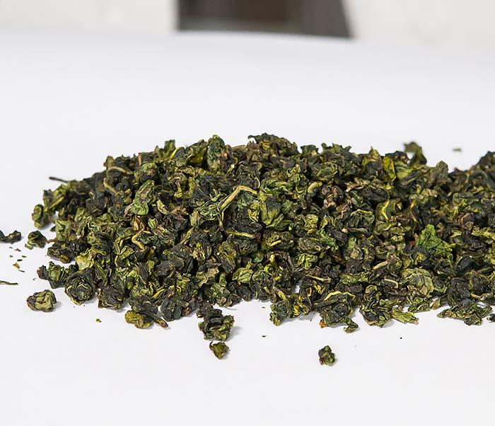 TEA-CH113 Китайский светлый улун «Те Гуань Инь» Сяо Цин (сорт «А», 50 гр) фото 02