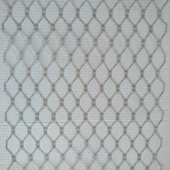 Вуаль вафельная, ширина 20 см., серый